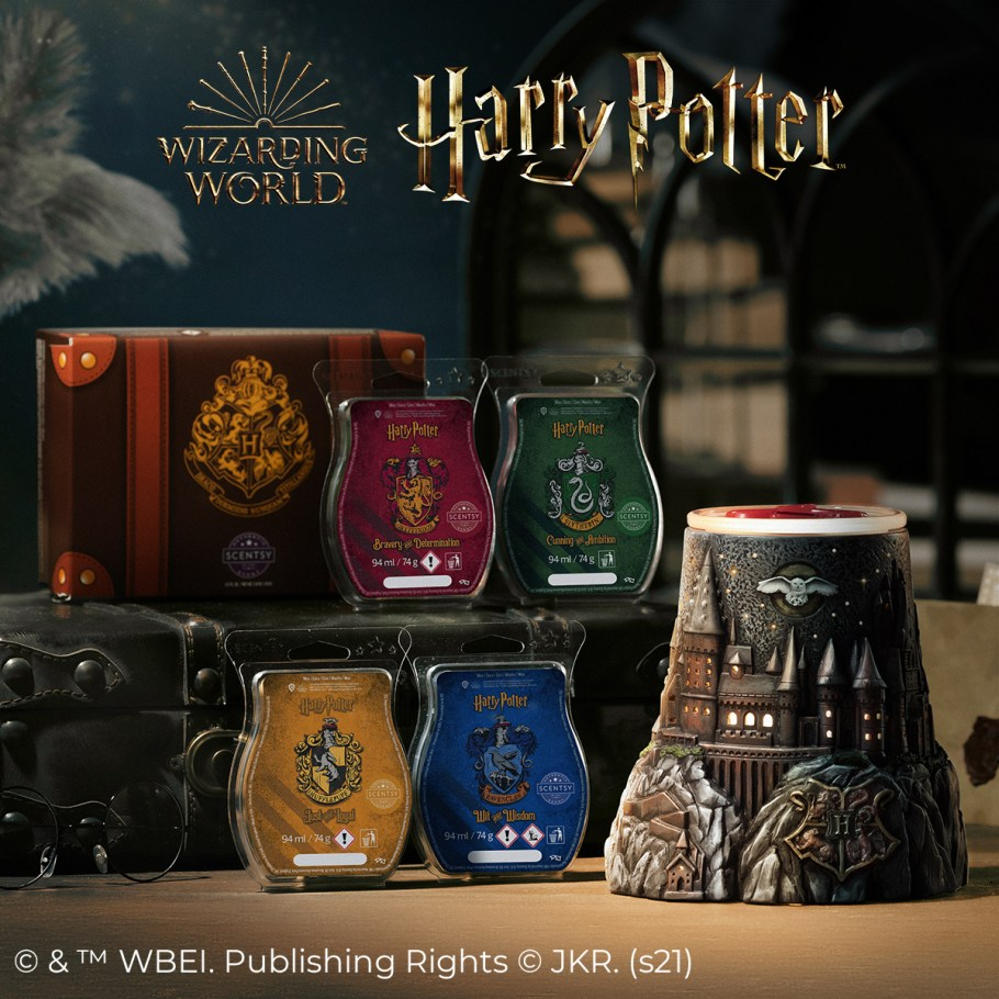 Scentsy trifft auf Harry Potter