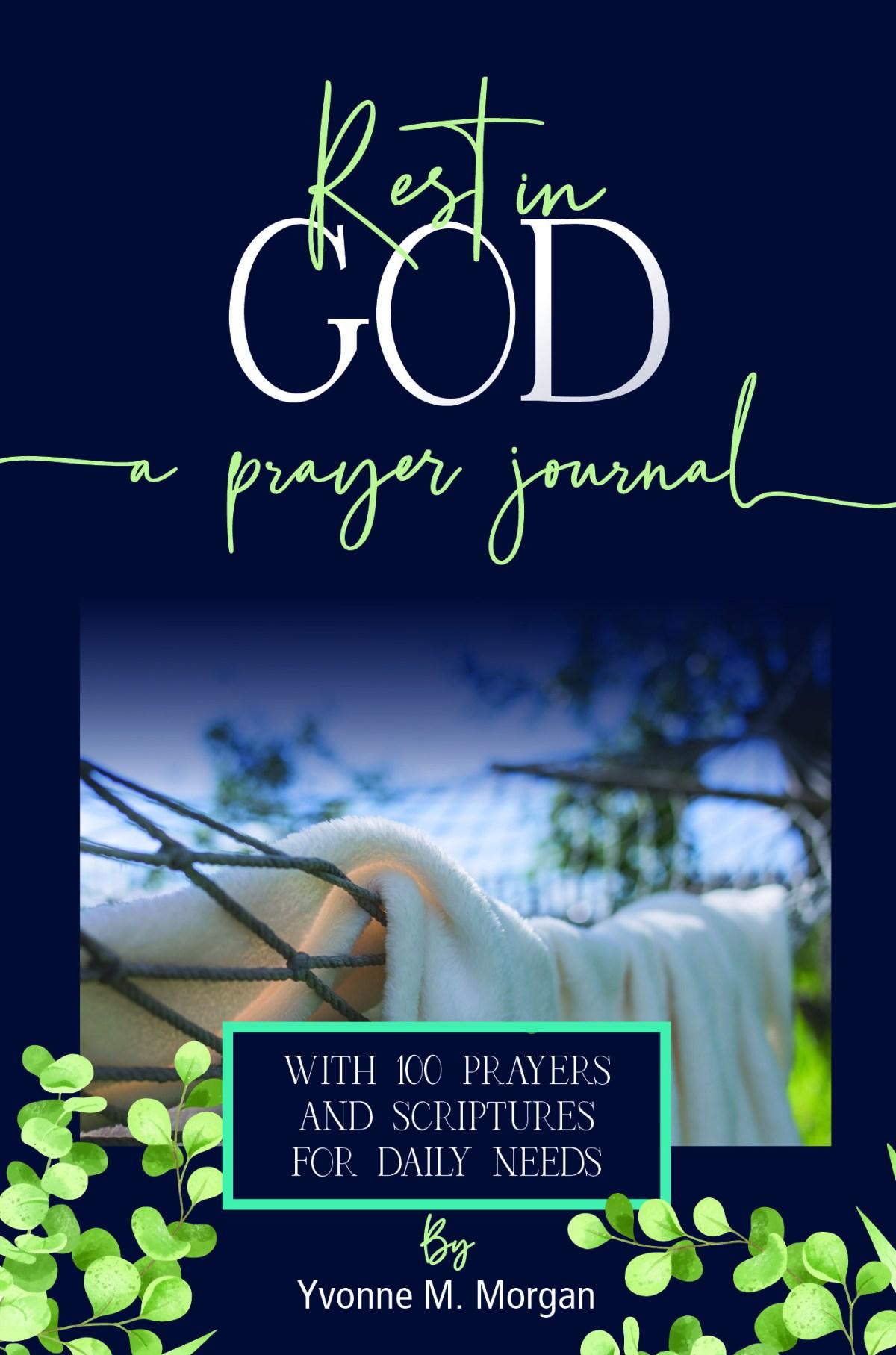 Rest in God: A Prayer Journal
