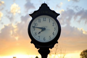 Losing track of time - clock