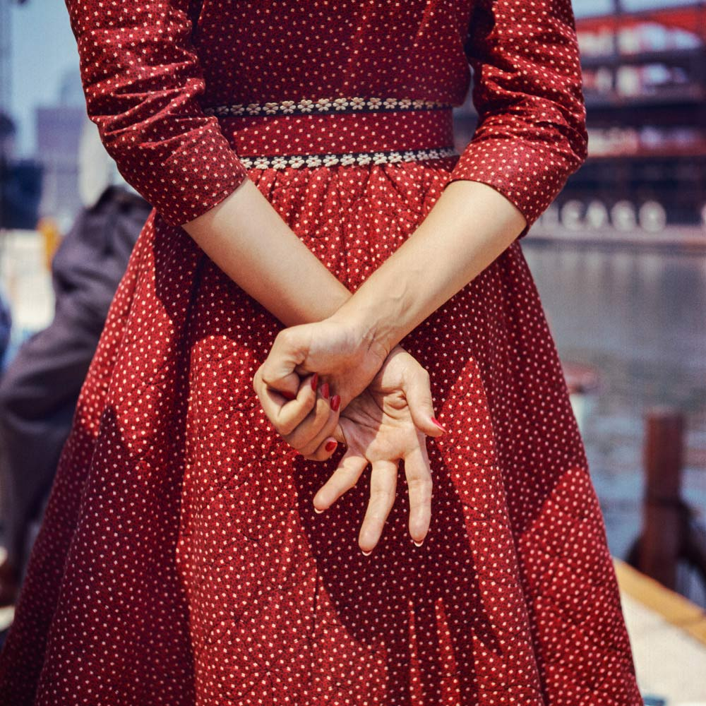 Vivian Maier, works in color, FOAM, photography