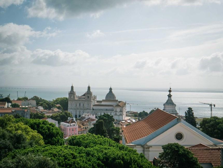 Portugals Glory Lisbon view