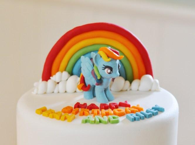 My Little Pony Cake Decoration
