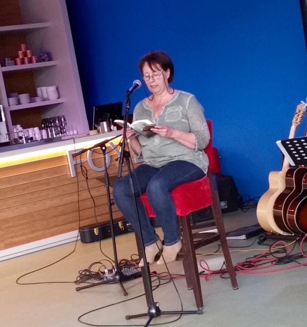 Literaire voordracht Yvonne Gillissen