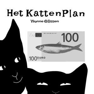 Cover luisterboek Het kattenplan