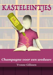 Cover Kasteleintjes No 5 Champagne voor een weduwe