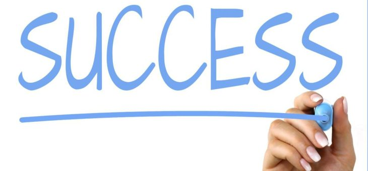 The Secret to Success? Yes, Please!