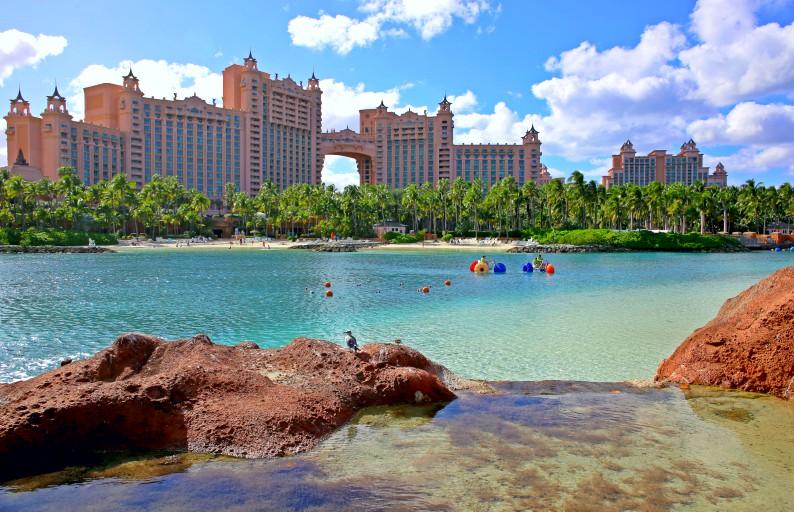Hotell Royal Towers, Atlantis på Bahamas