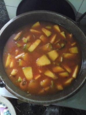 Nisha25 kochen