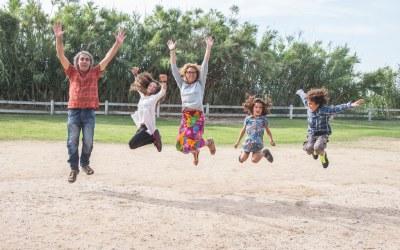 Para ser una familia Unschooler se necesita más…