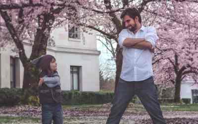 Padres libres, hijos libres: La importancia de la palabra.