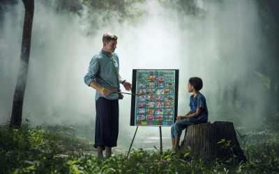 Unschooling vs Homeschooling: Querer o necesitar enseñar vs ayudar a aprender