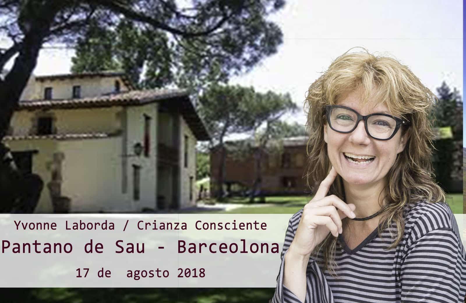 JUGATTOPIA - CRIANZA CONSCIENTE - agosto 2018 @ Pantano de Sau | Vilanova de Sau | Catalunya | España