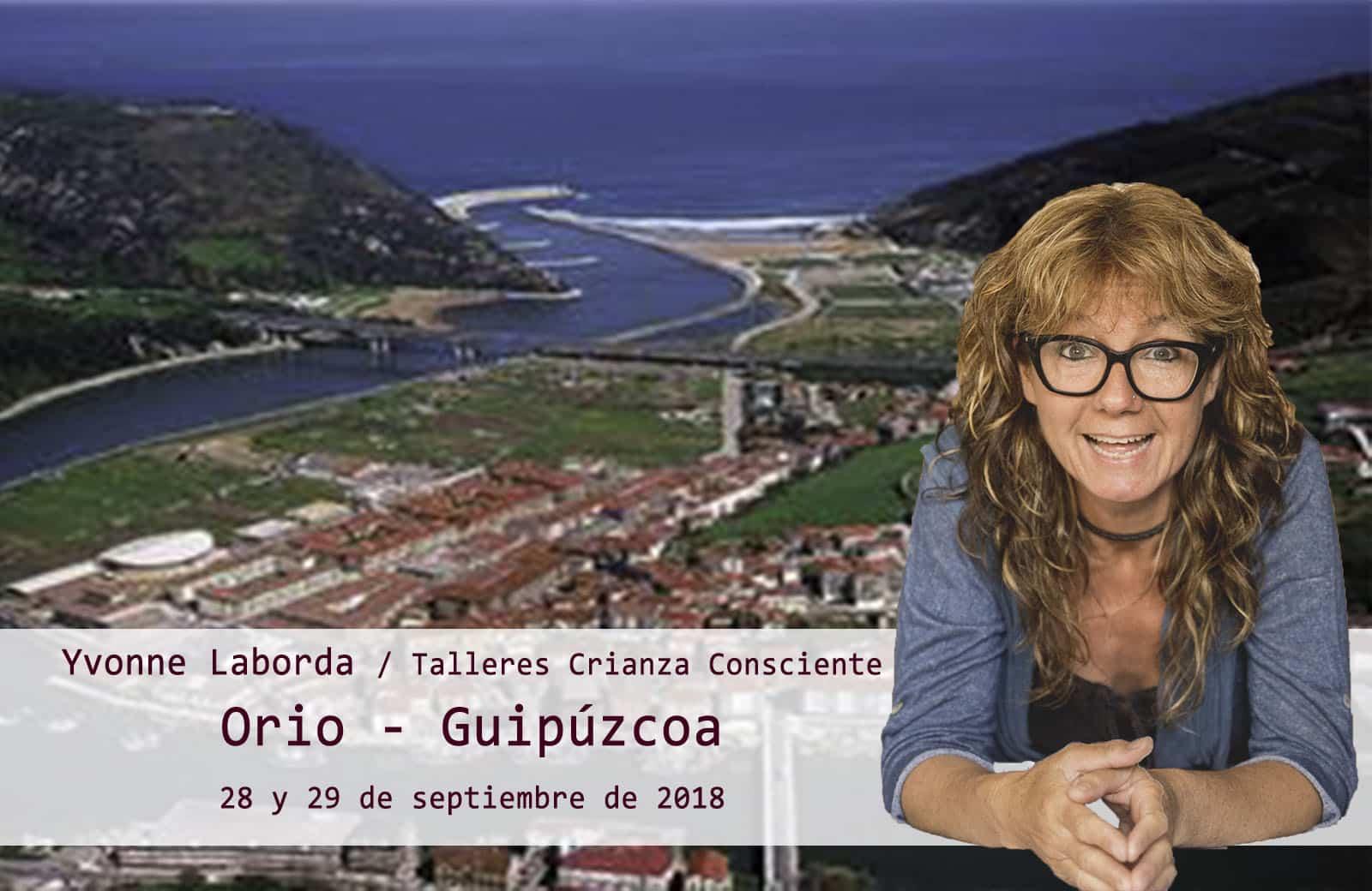 ORIO,GUIPÚZCOA - CRIANZA CONSCIENTE (SEPTIEMBRE 2018) @ Zingira eskola | Orio | España