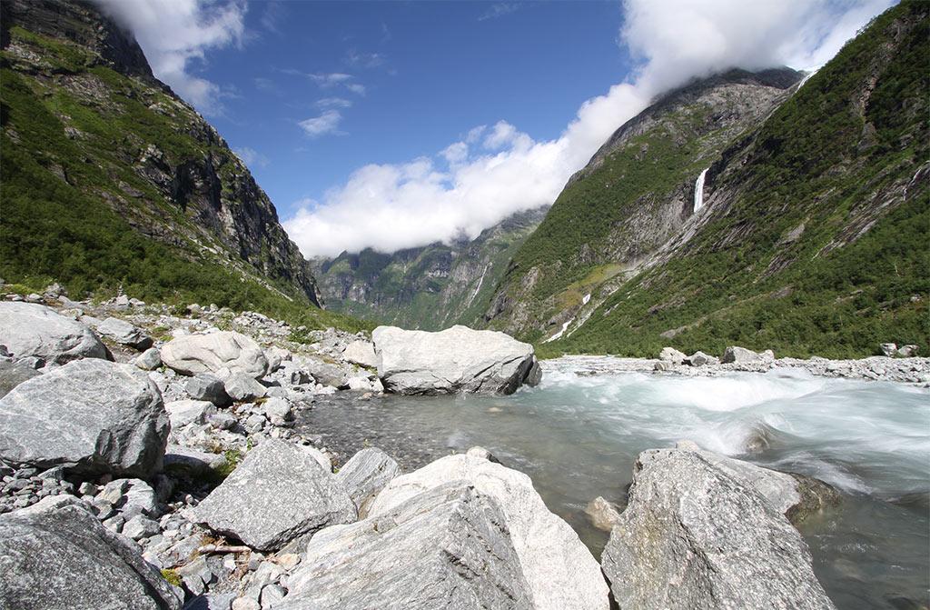 Loen Noorwegen