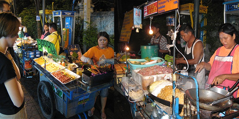 Bangkok Kao San road