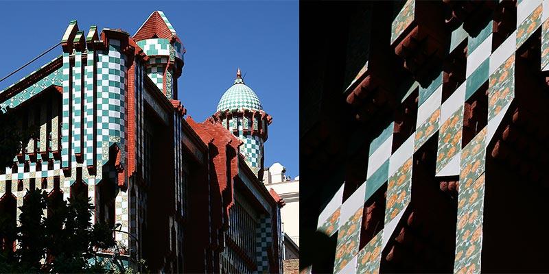 Casa Vicens Barcelona