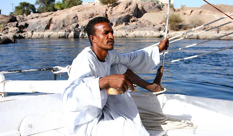 Feluka Aswan