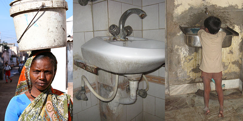 India sanitair