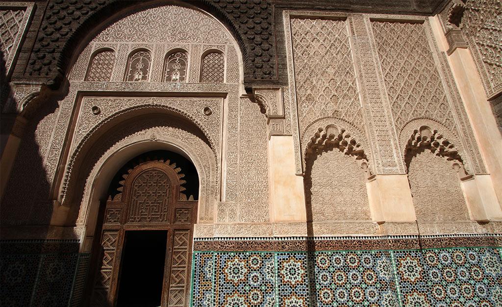 magisch Marrakesh in foto's
