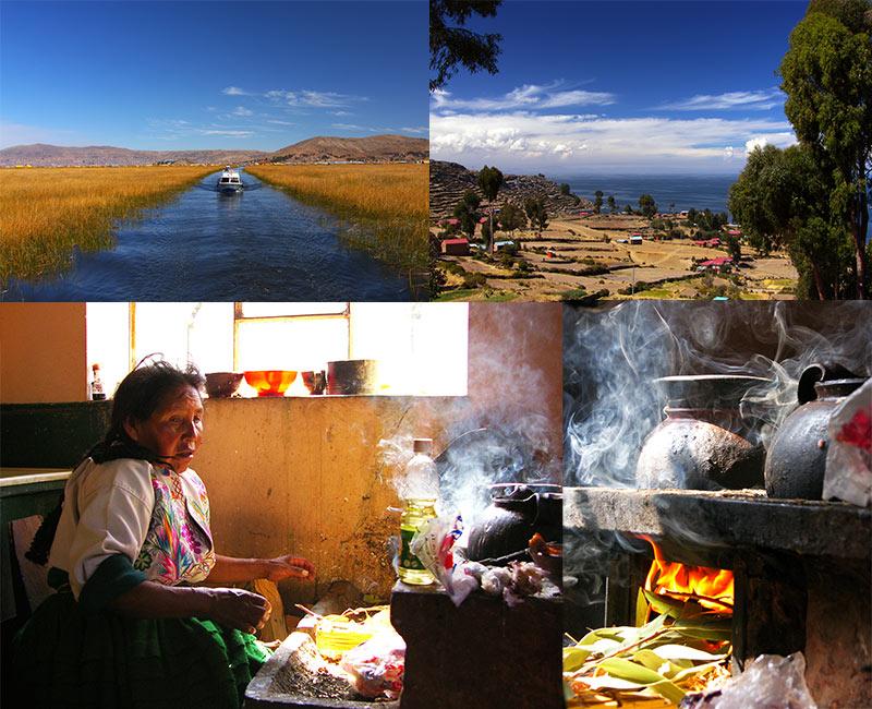 Amantani Peru