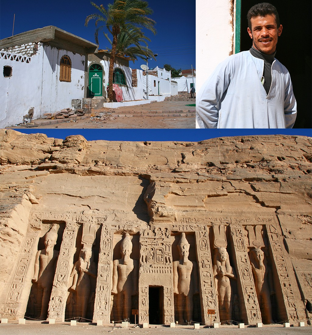 Abu Simbel rondreis Egypte