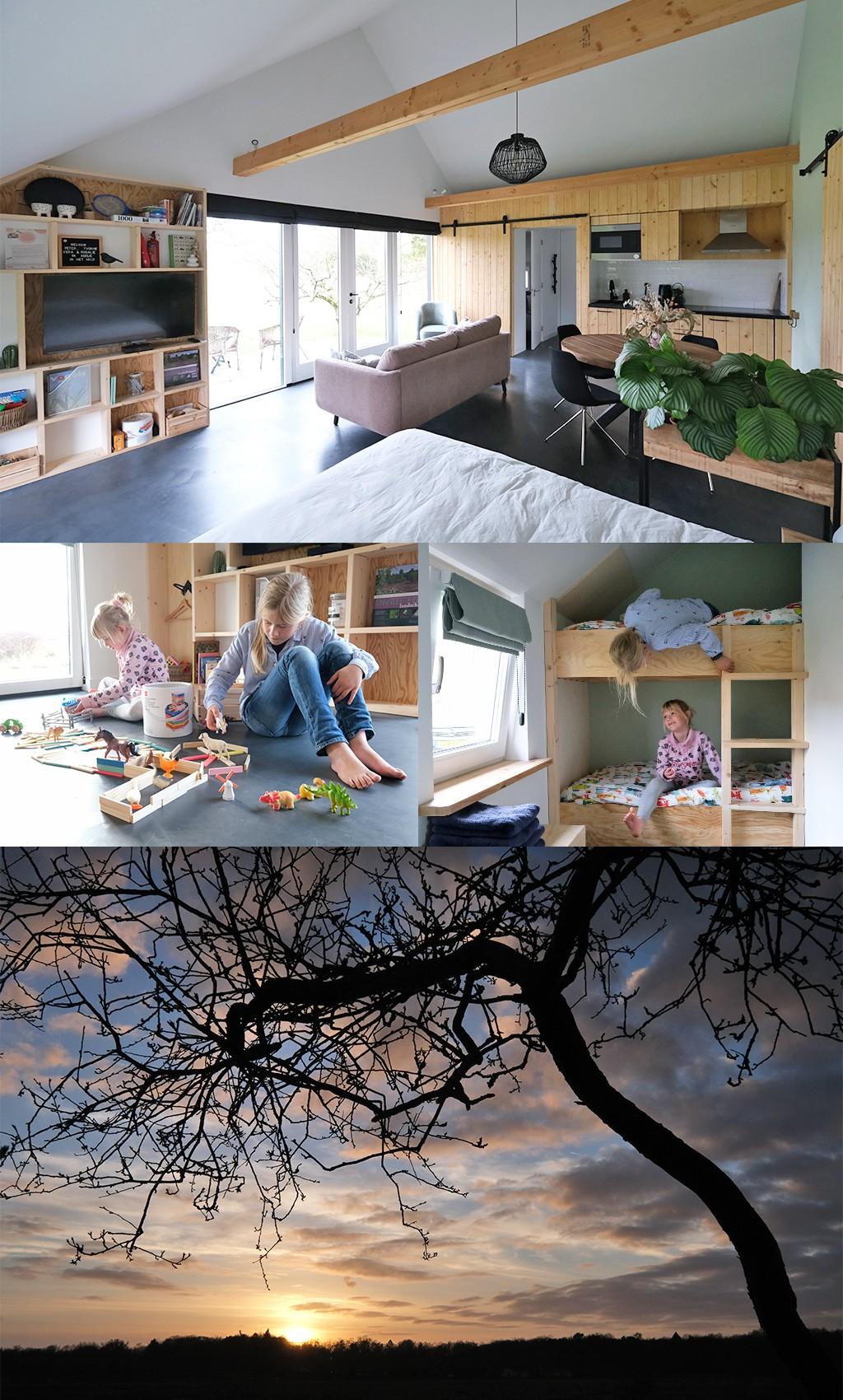 Accommodatie Drenthe met kinderen