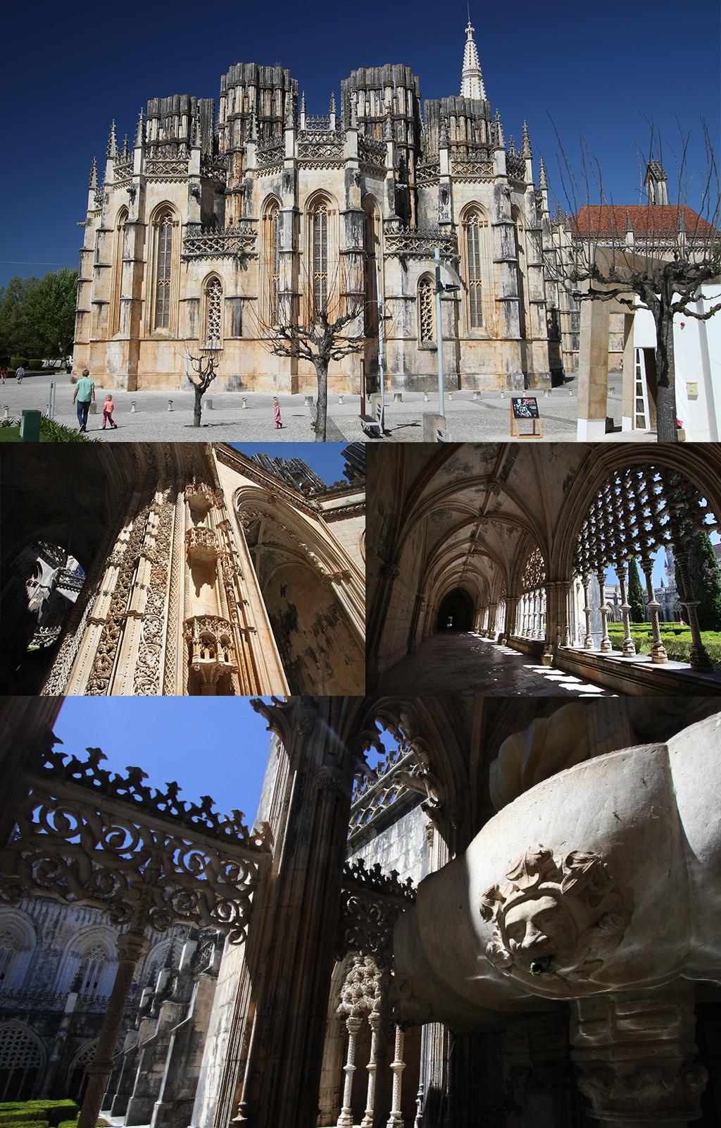 Batalha Mosteiro de Santa Maria da Vitória