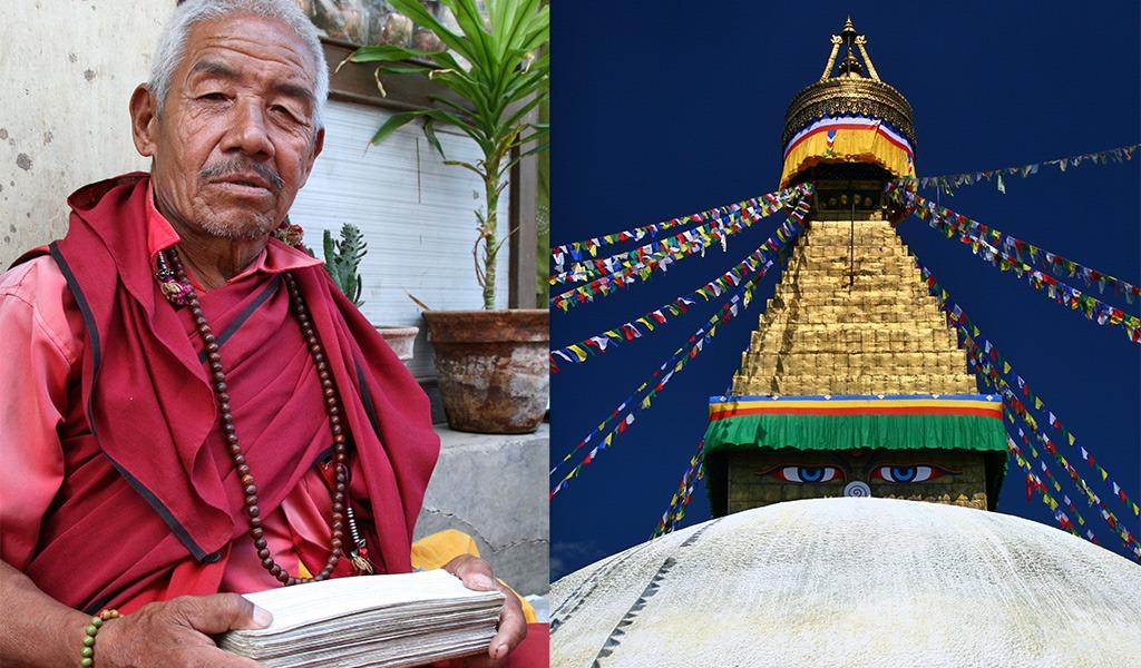 Bodh Nath Kathmandu