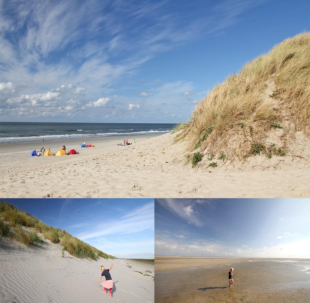 Doen op Ameland met kinderen - strand