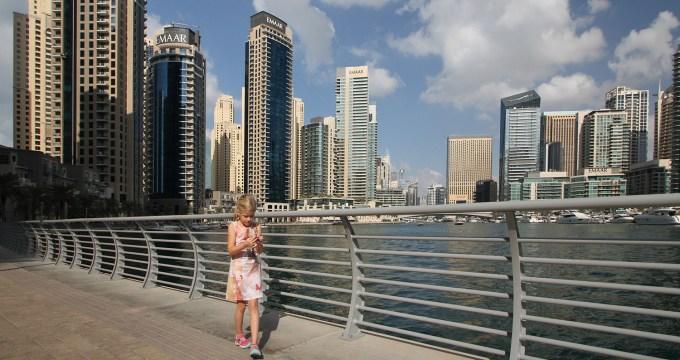 Dubai met een klein budget