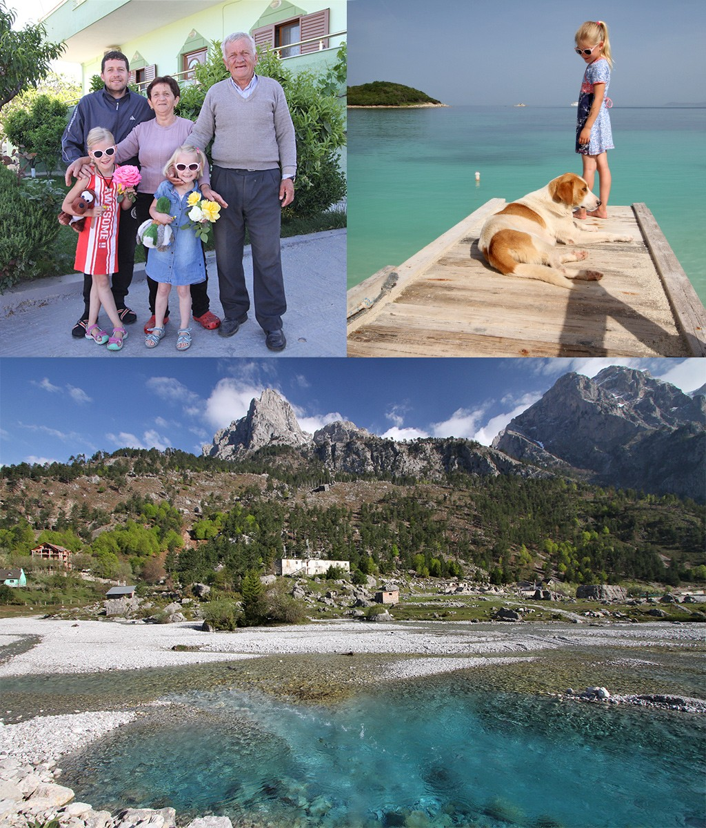 Favoriete Balkan land Albanië