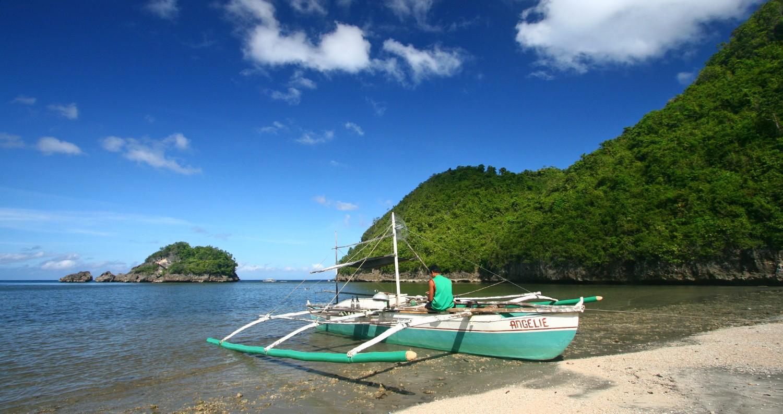 Filippijnen route langs bounty stranden en rijstterrassen