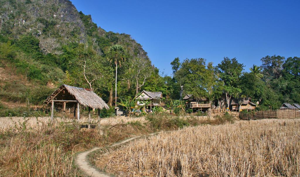 Laos budgetvriendelijke bestemming