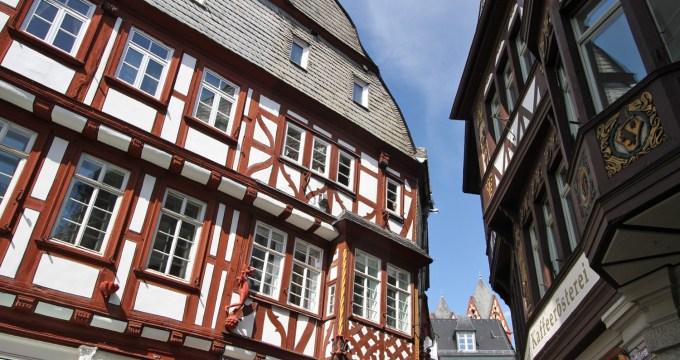 Limburg an der Lahn en Wetzlar