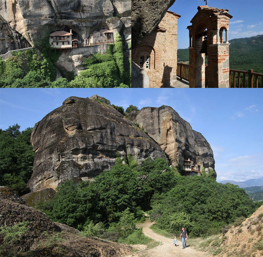 Meteora Ypapanti klooster
