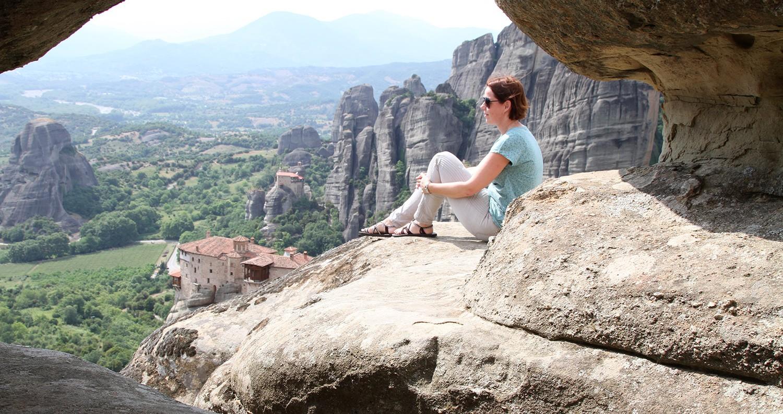 Meteora reisgids - do it yourself tips