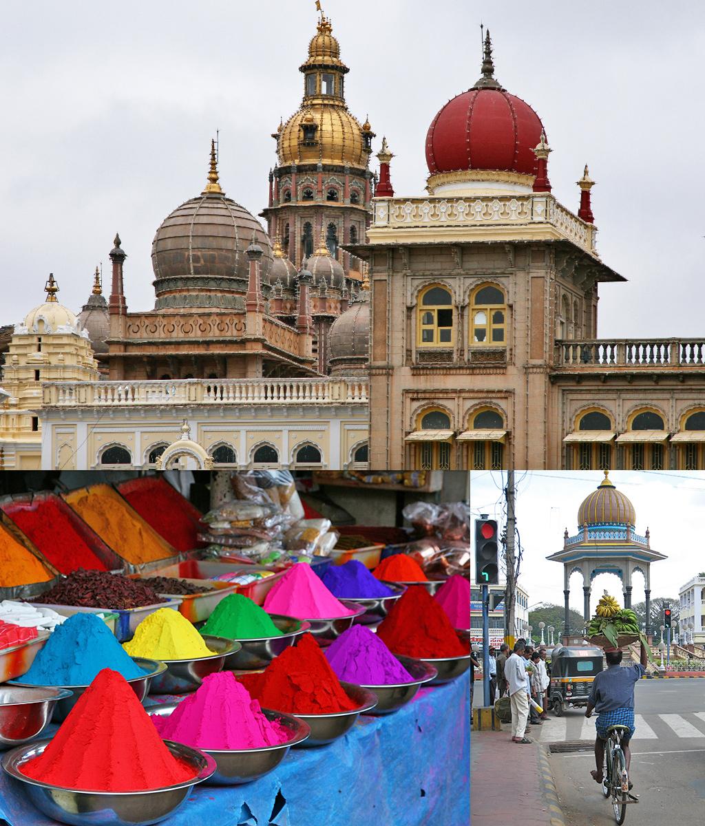 Mysore zuid Karnataka