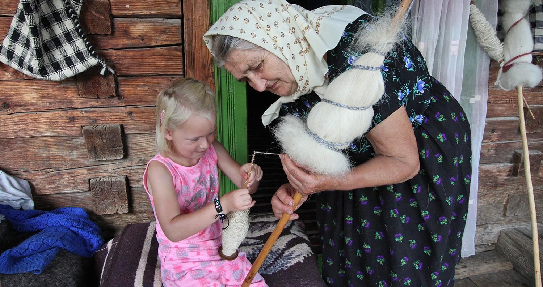 Roemenië met kinderen