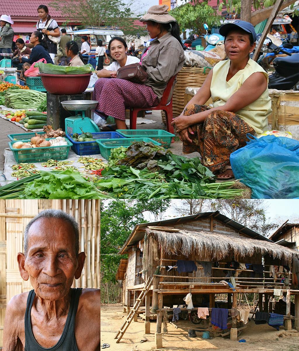 Sekong - Zuid-Oost Azië off the beaten track