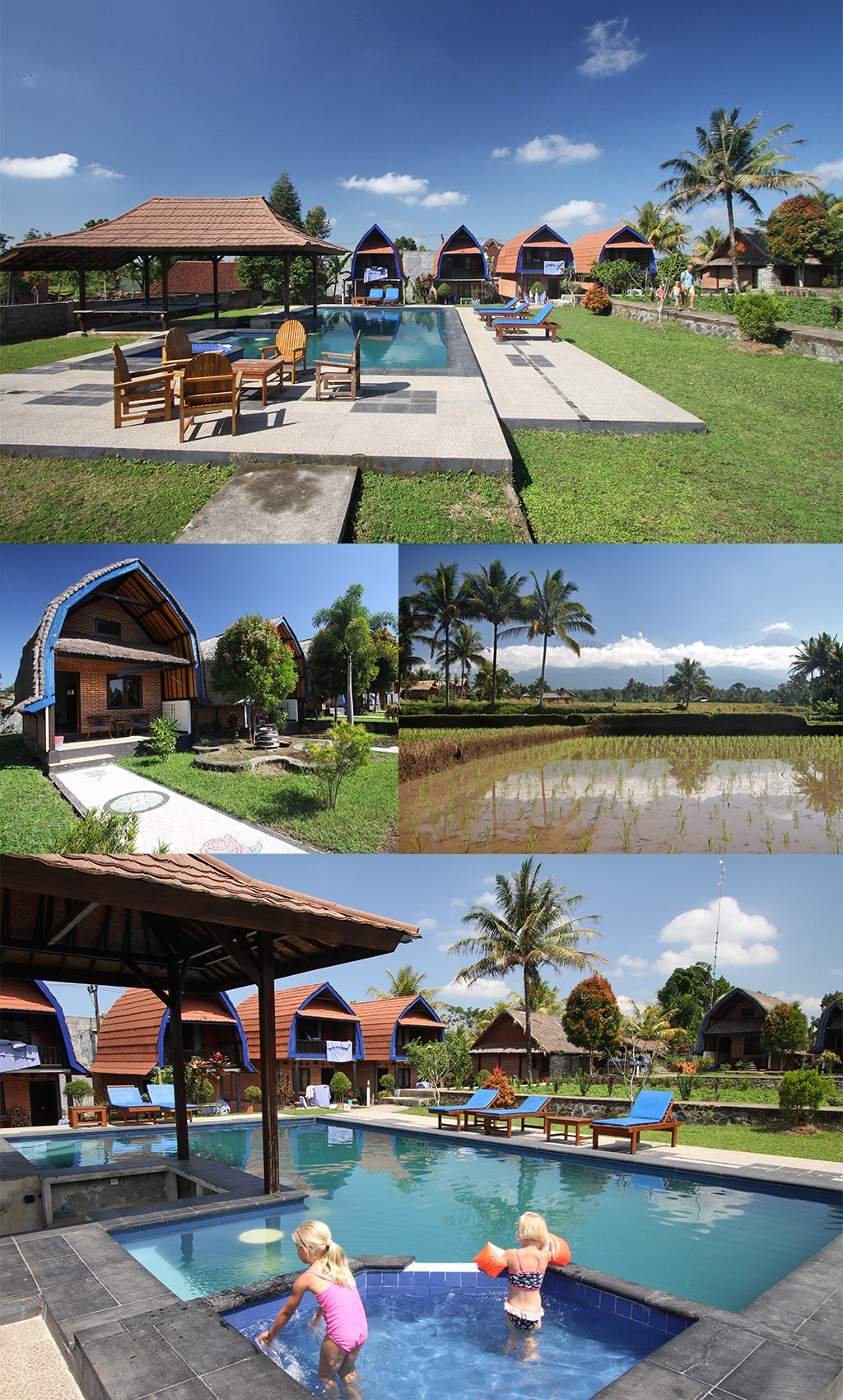 Tetebatu mountain resort