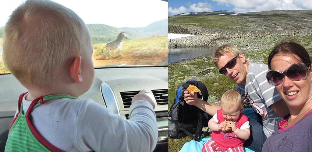 avontuurlijke reizen met baby