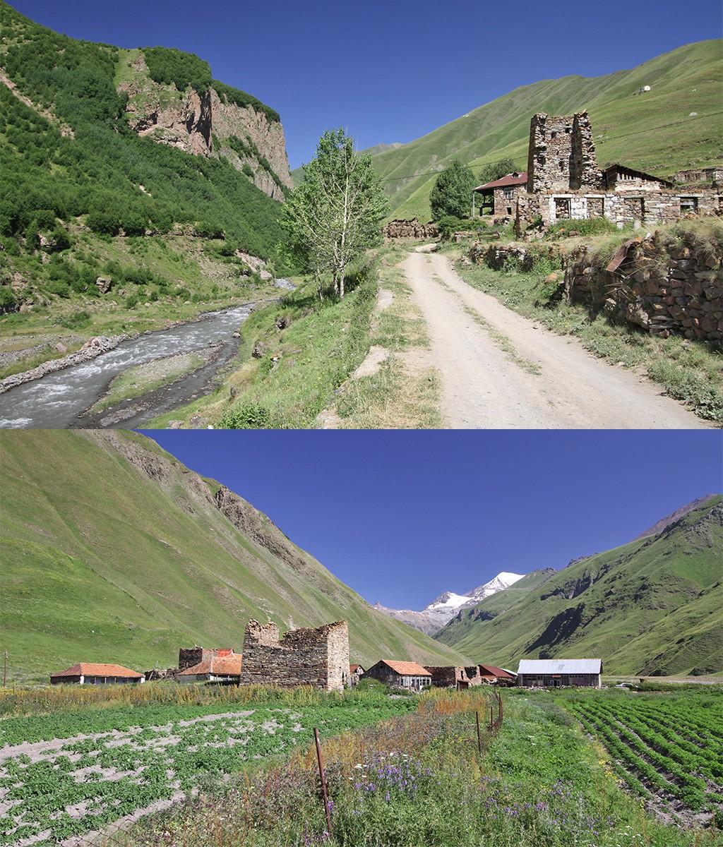 begin Truso valley