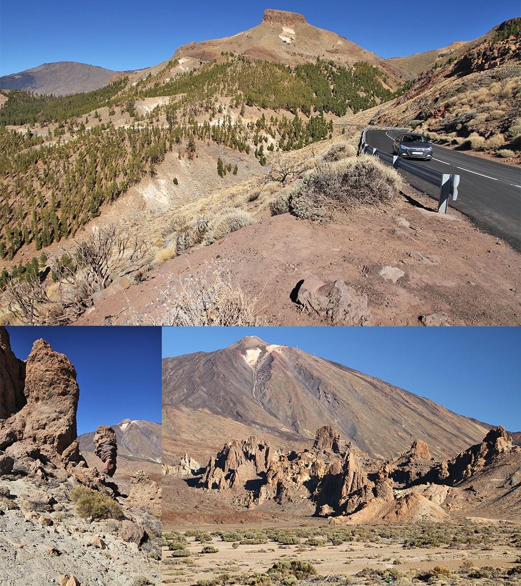 bezienswaardigheden Tenerife Teide nationaal park