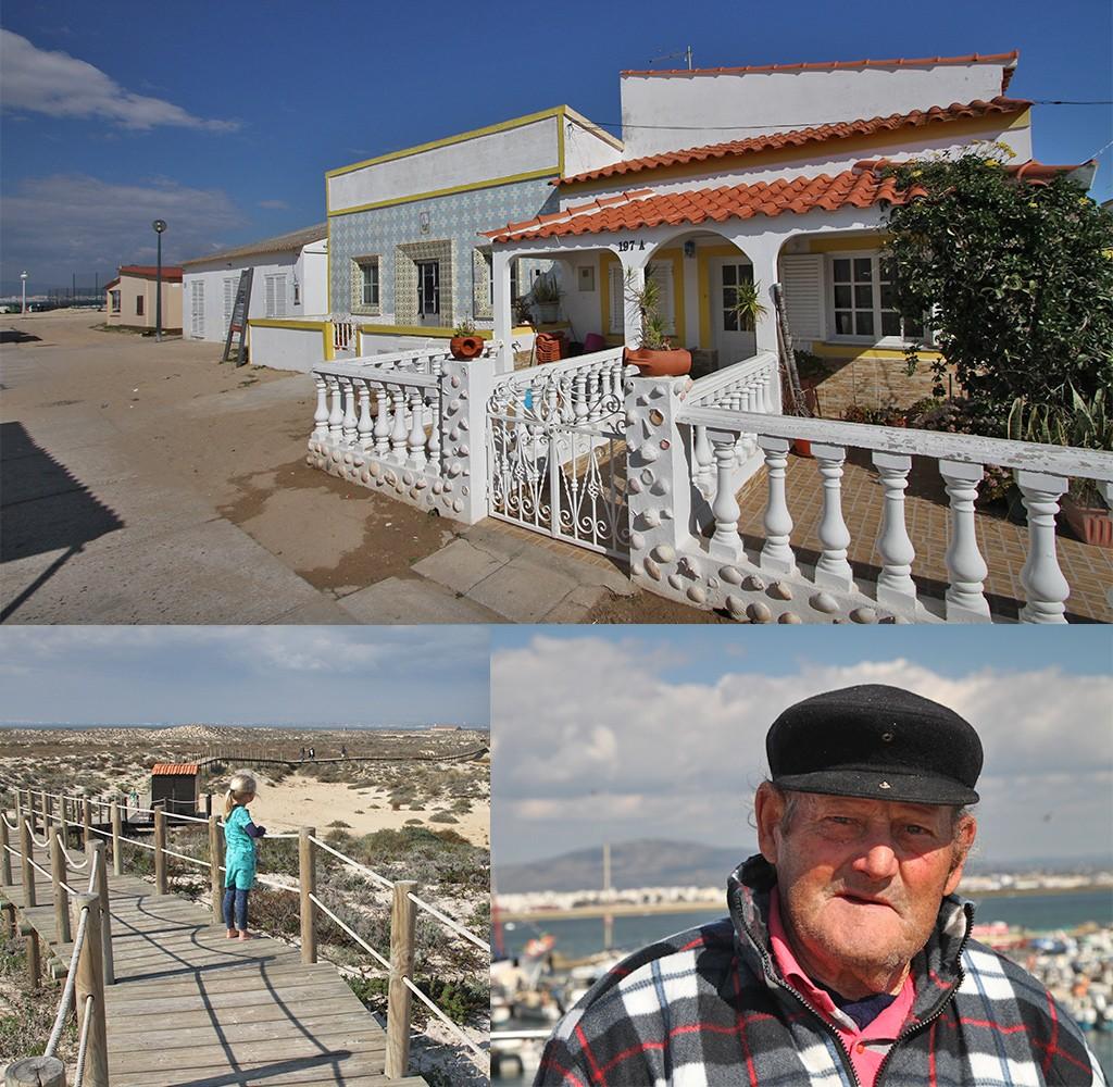 de Algarve in de winter - Culatra