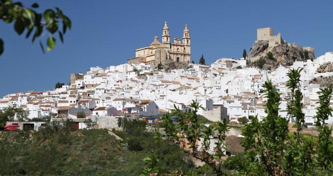 de charmantste witte dorpjes van Andalusië