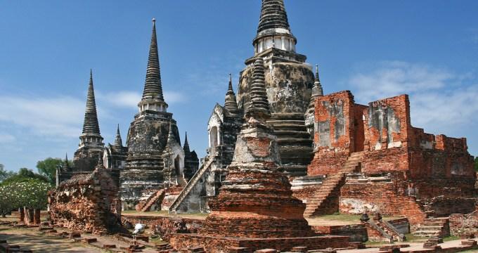 historie Thailand