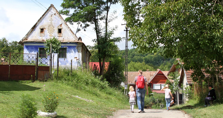 homestay platteland Transsylvanië