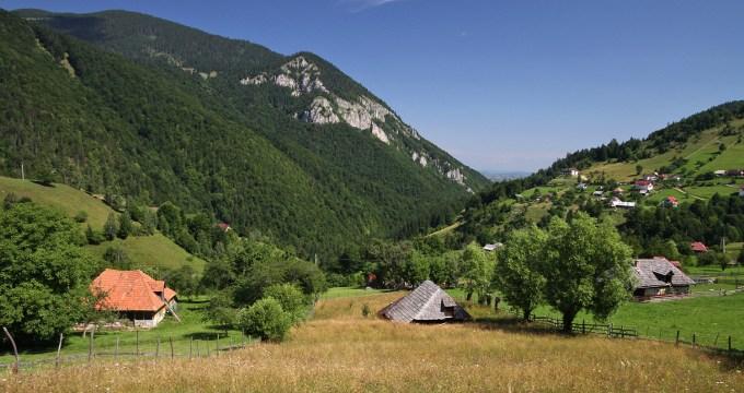 natuur en bergen rond Brasov