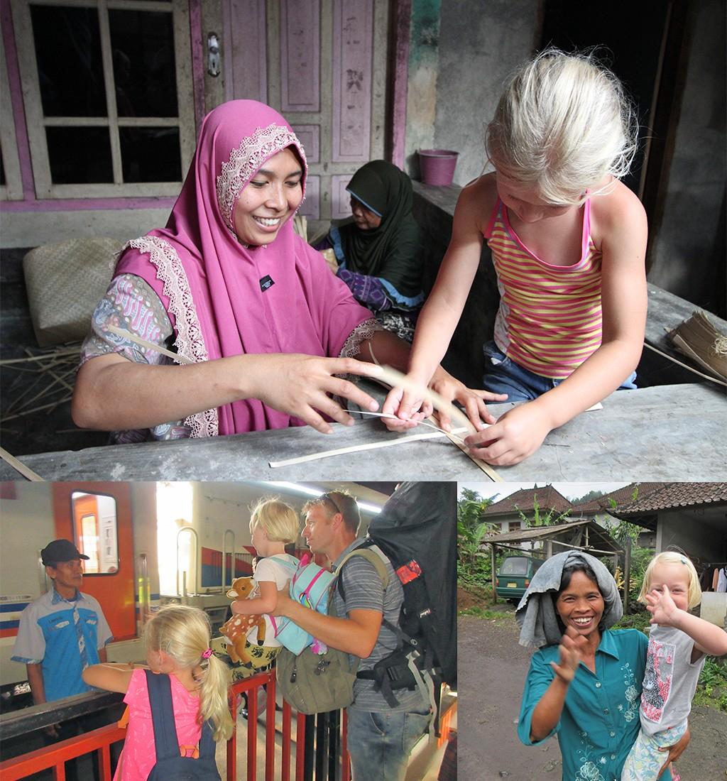 reizen Indonesië met kinderen