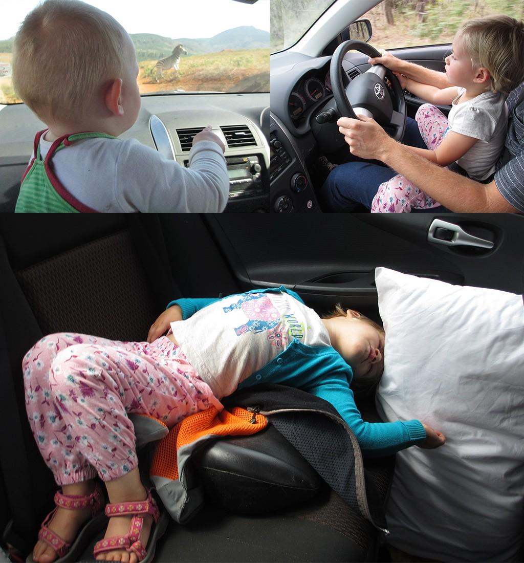 roadtrip Zuid-Afrika met baby en peuter